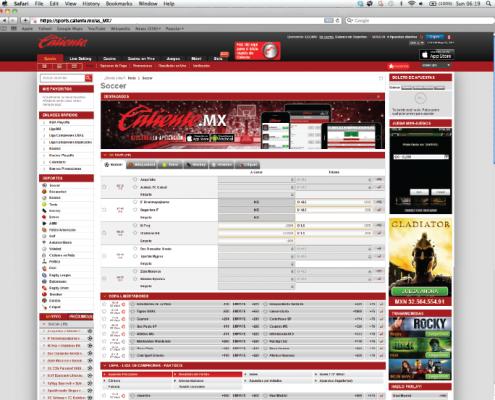 standard sportsbook caliente sportsbook